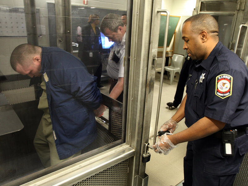 The High Costs Of High Security At Supermax Prisons : NPR
