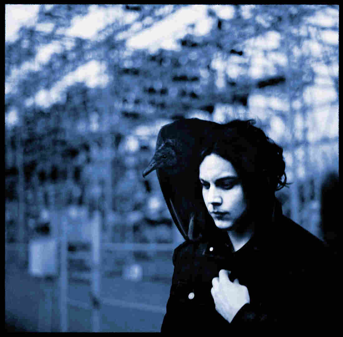 Cover for Jack White's Blunderbuss, the most popular album in our listener poll for the year's best music, so far.