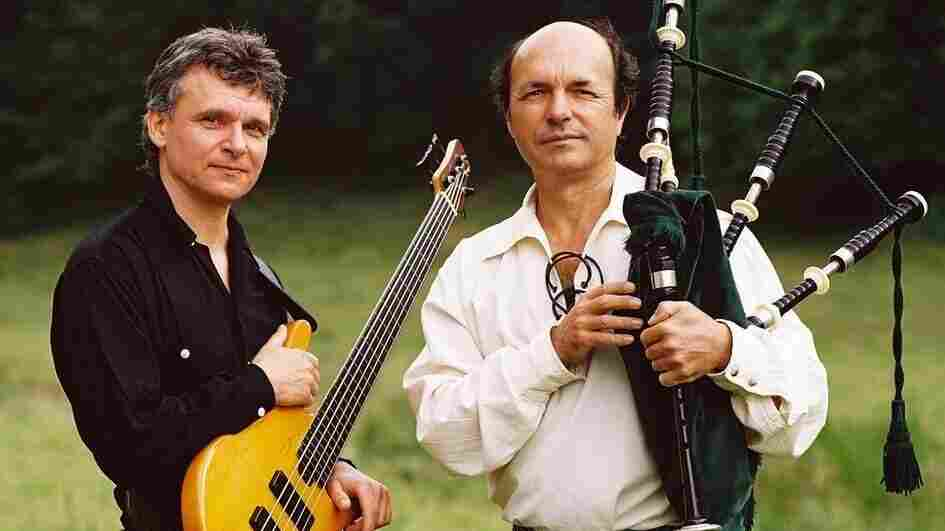 Alain Genty and Patrick Molard.