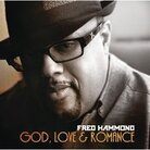 Cover of Fred Hammond's God, Love and Romance