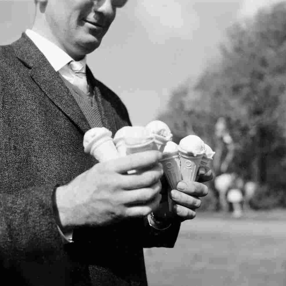 Too many ice creams? No sir.