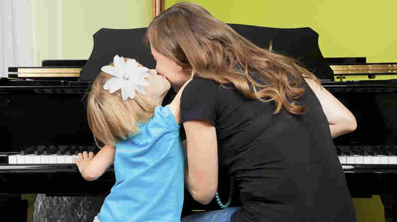 How Do You Encourage Your Kid Without Being A Crazy Stage Parent?