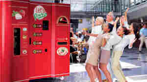Company Bets Robotic Vending Machine Pizza Is A Winner
