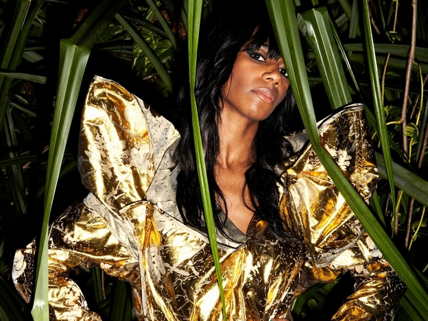 Santigold's latest album, <em>Master of My Make-Believe</em>, came out in April.