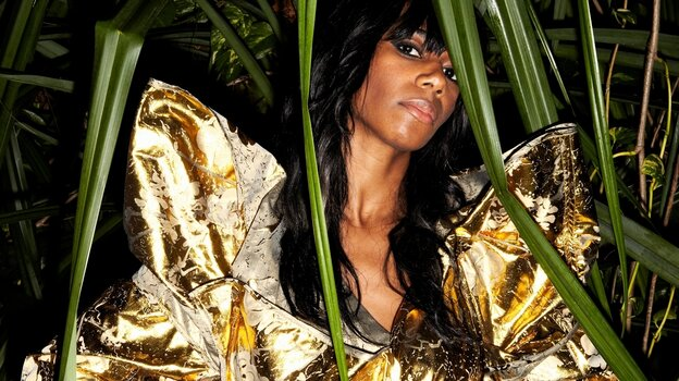 Santigold's latest album, Master of My Make-Believe, came out in April.