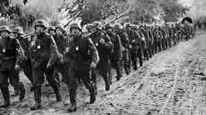 The German army marches into Poland, September 1939.