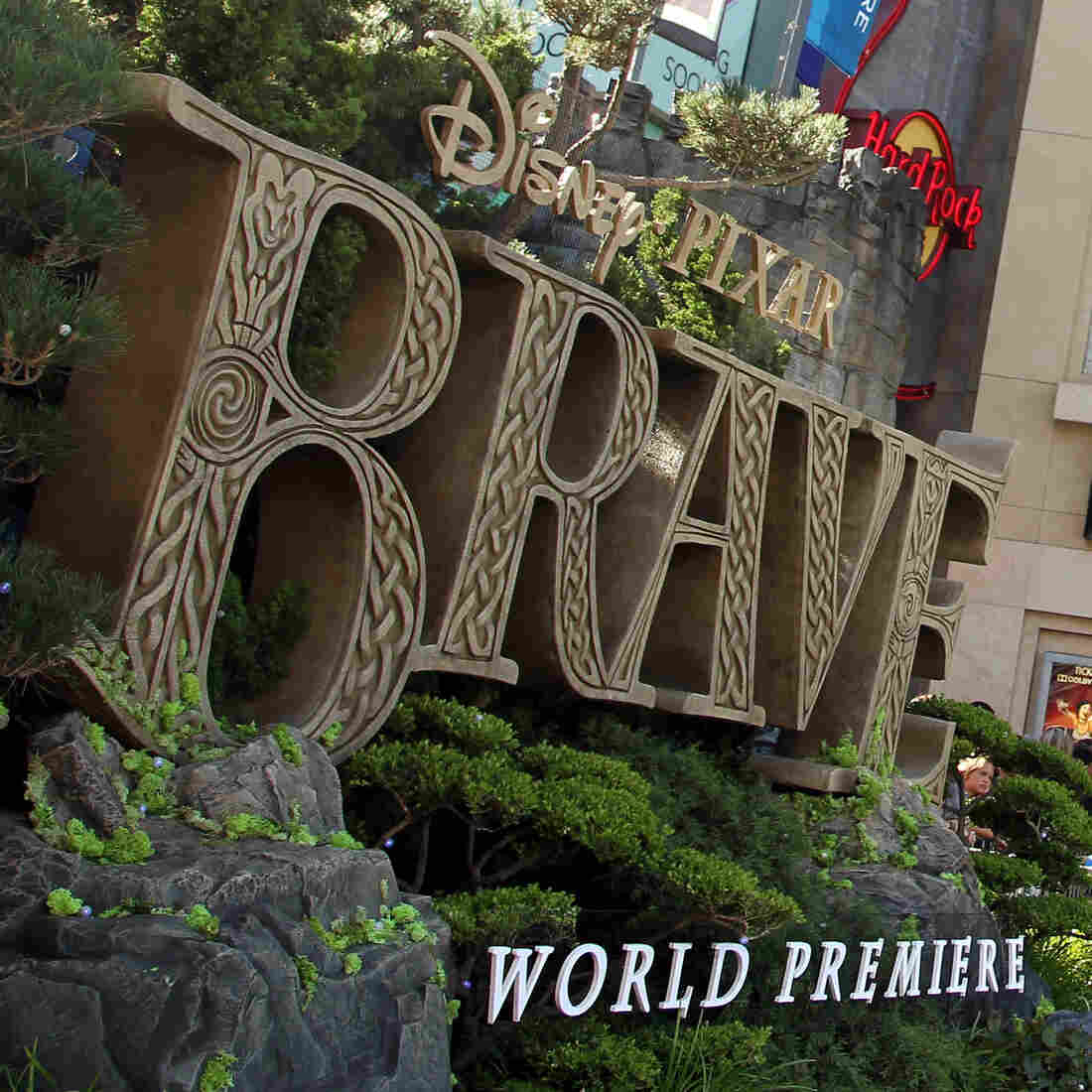 Branding 'Brave': The Cultural Capital Of Princesses