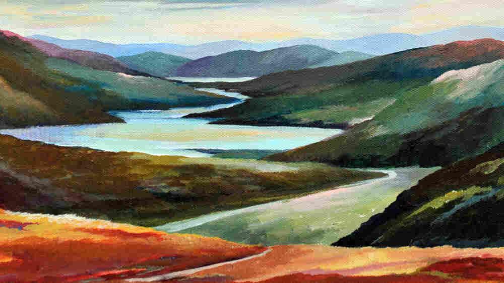 """The """"Scottish Lochs,"""" an impression of composer Erik Chisholm's homeland."""