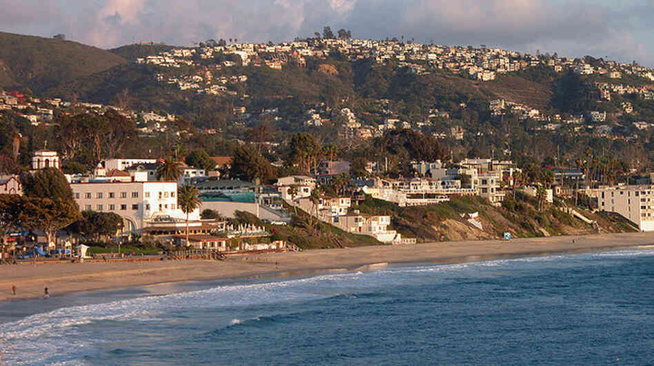 Housing counselors say a growing number of homeowners from wealthy communities, like Laguna Beach, Calif., are seeking to modify loans on multimillion-dollar properties.
