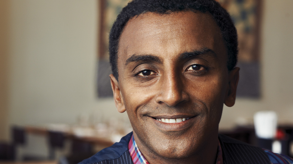 Marcus Samuelsson is the proprietor of Harlem's Red Rooster restaurant. (Random House)