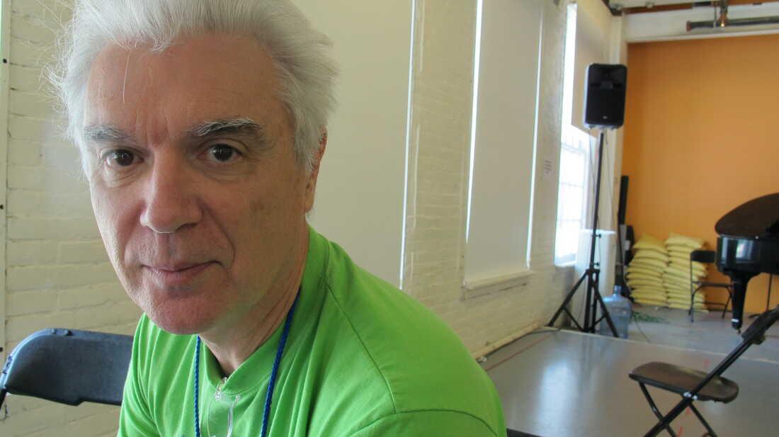David Byrne Finds A Disco Muse In Imelda Marcos