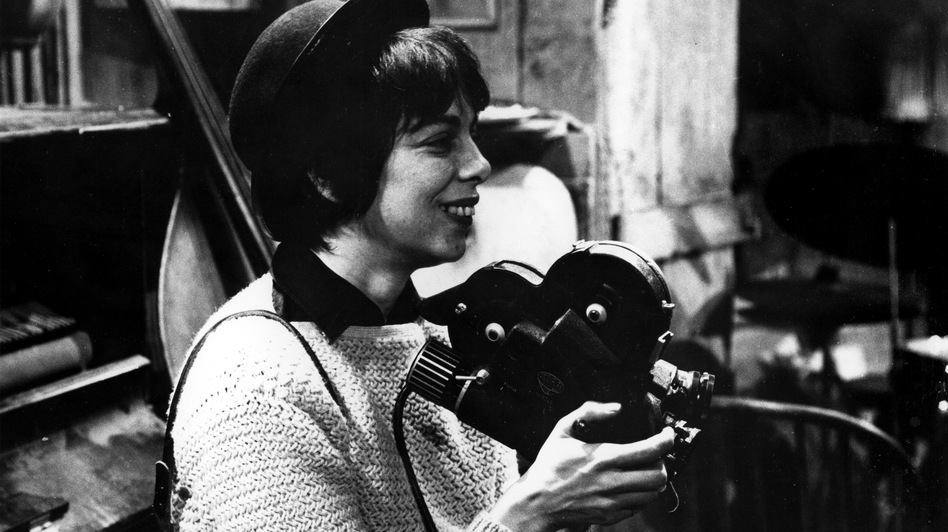 Shirley Clarke, the director of The Connection, had strong ties to New York's independent film scene. She lent John Cassavetes equipment for his first film. (Milestone Film)