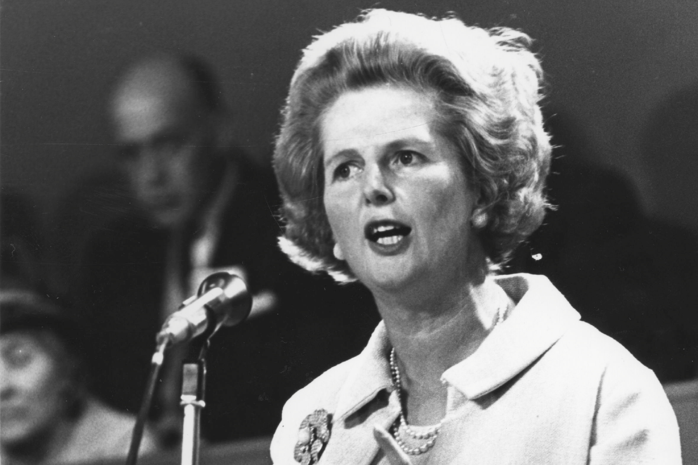 Britain's Iron Lady, Former Prime Minister Thatcher, Dies ...