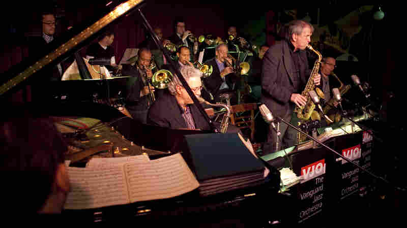 Vanguard Jazz Orchestra On JazzSet