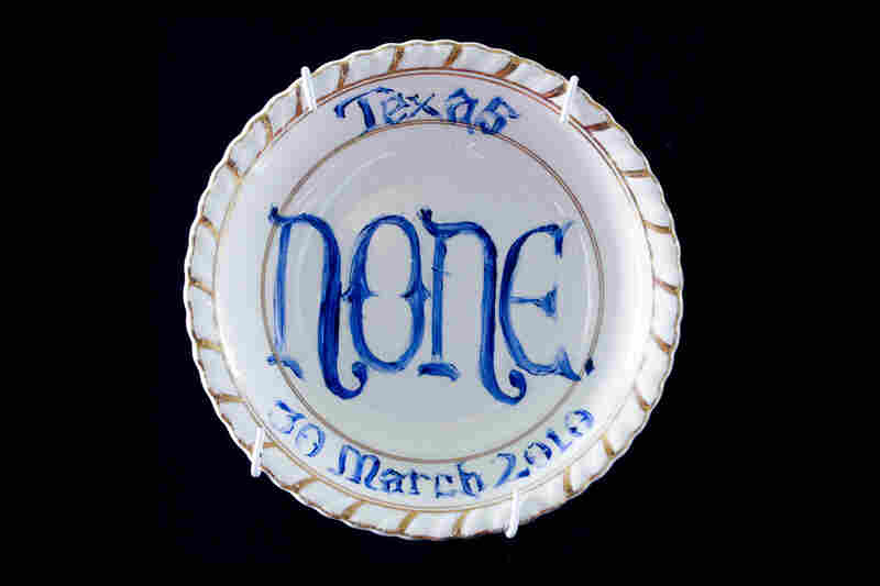 Texas, March 30, 2010: None.