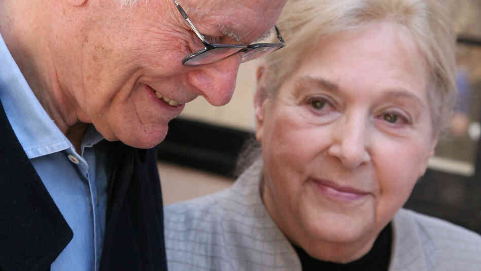 Alan and Marilyn Bergman.
