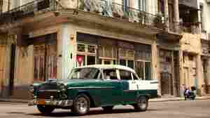 In Old Havana, A Story Of Sunlight And Mystery