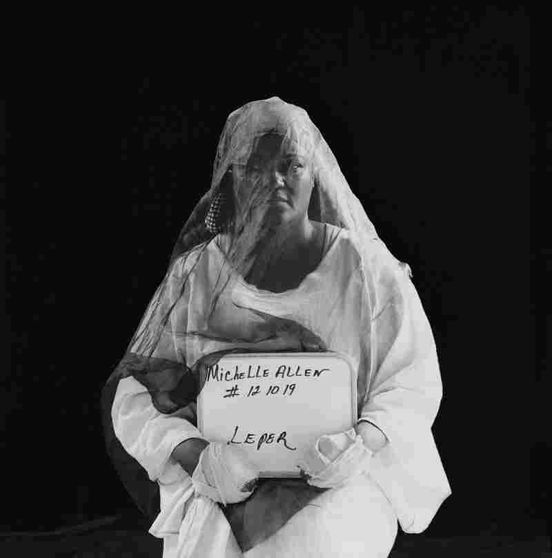 Michelle Allen: Woman With Leprosy. Habitual offender serving a life sentence at Louisiana State Institution for Women.