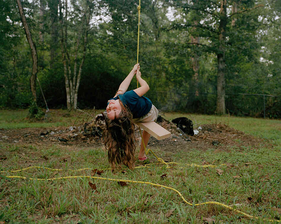 Kaylen Swinging, 2010