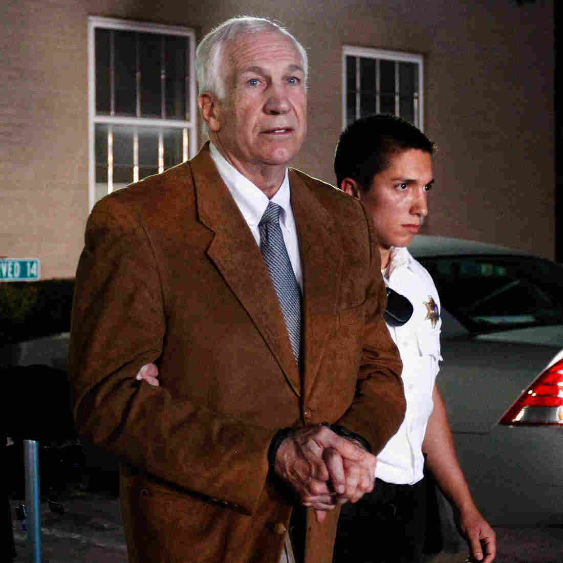 Ex-Penn St. Asst. Coach Jerry Sandusky Guilty Of Sex Abuse