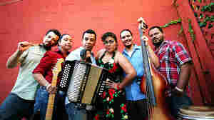 Take A Trip To Downtown L.A. With La Santa Cecilia