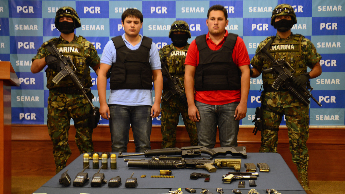 Captured Man Isn T El Chapo S Son So Who Ll Get The Blame