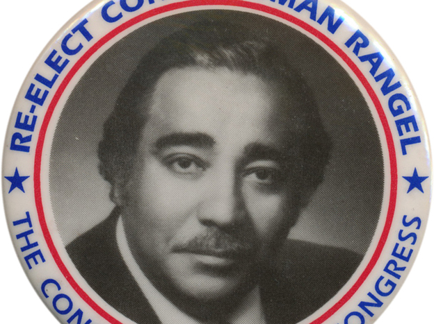 Rangel has advancing age, health issues, ethics woes and changing demographics in his battle to win a 22nd term in Congress. (Ken Rudin collection)