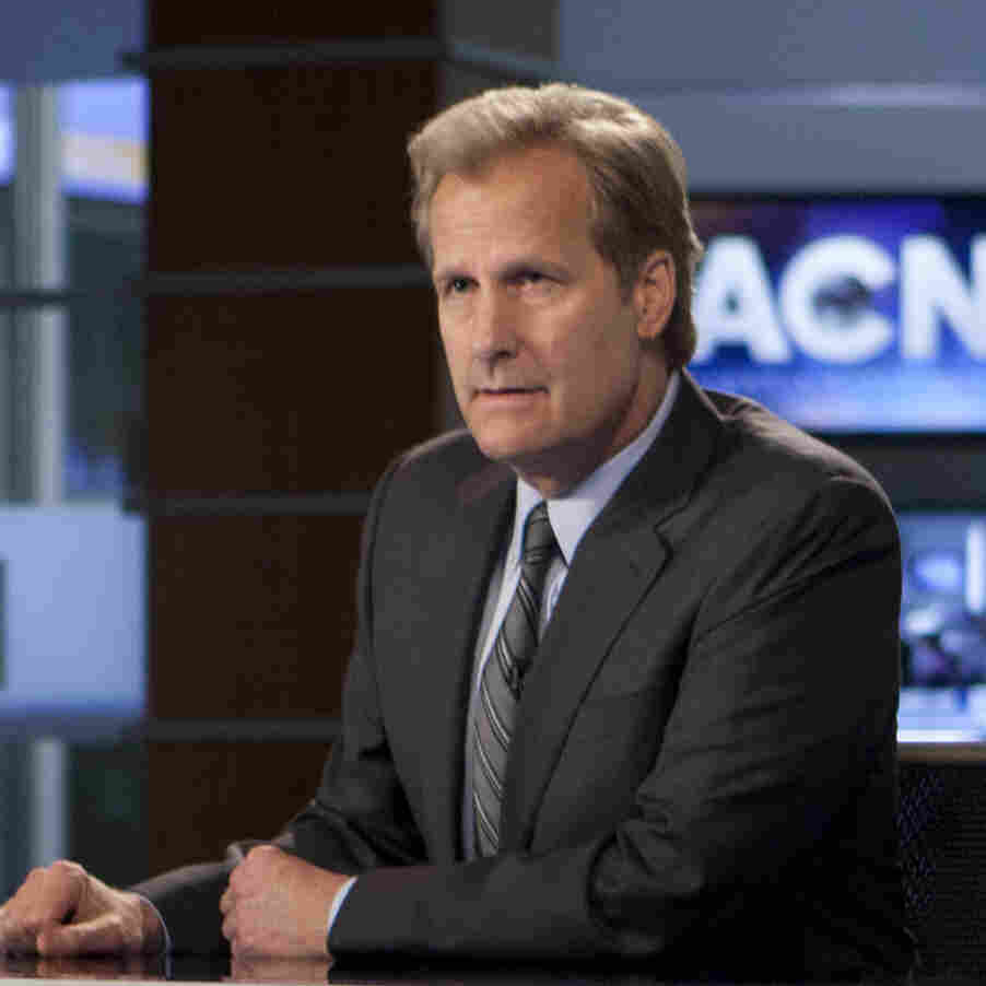 Sorkin's 'Newsroom' Is No Place For Optimism
