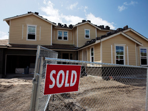 Single-family home sales jumped 7.6 percent in May to a seasonally adjusted annual rate of 369,000 homes.