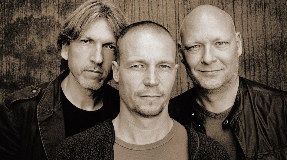 E.S.T. was Esbjorn Svensson, Dan Berglund and Magnus Ostrom. (Jim Rakete)