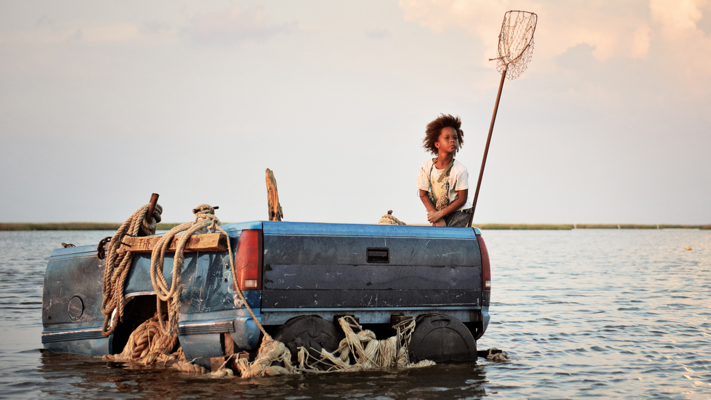 Movie Review - 'Beasts of the Southern Wild' - Post-Storm, A Fairy Tale And Reality Check All In One : NPR