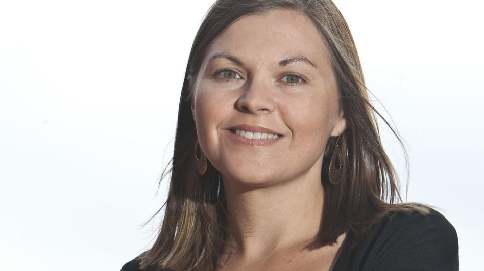 Author Karen Thompson Walker