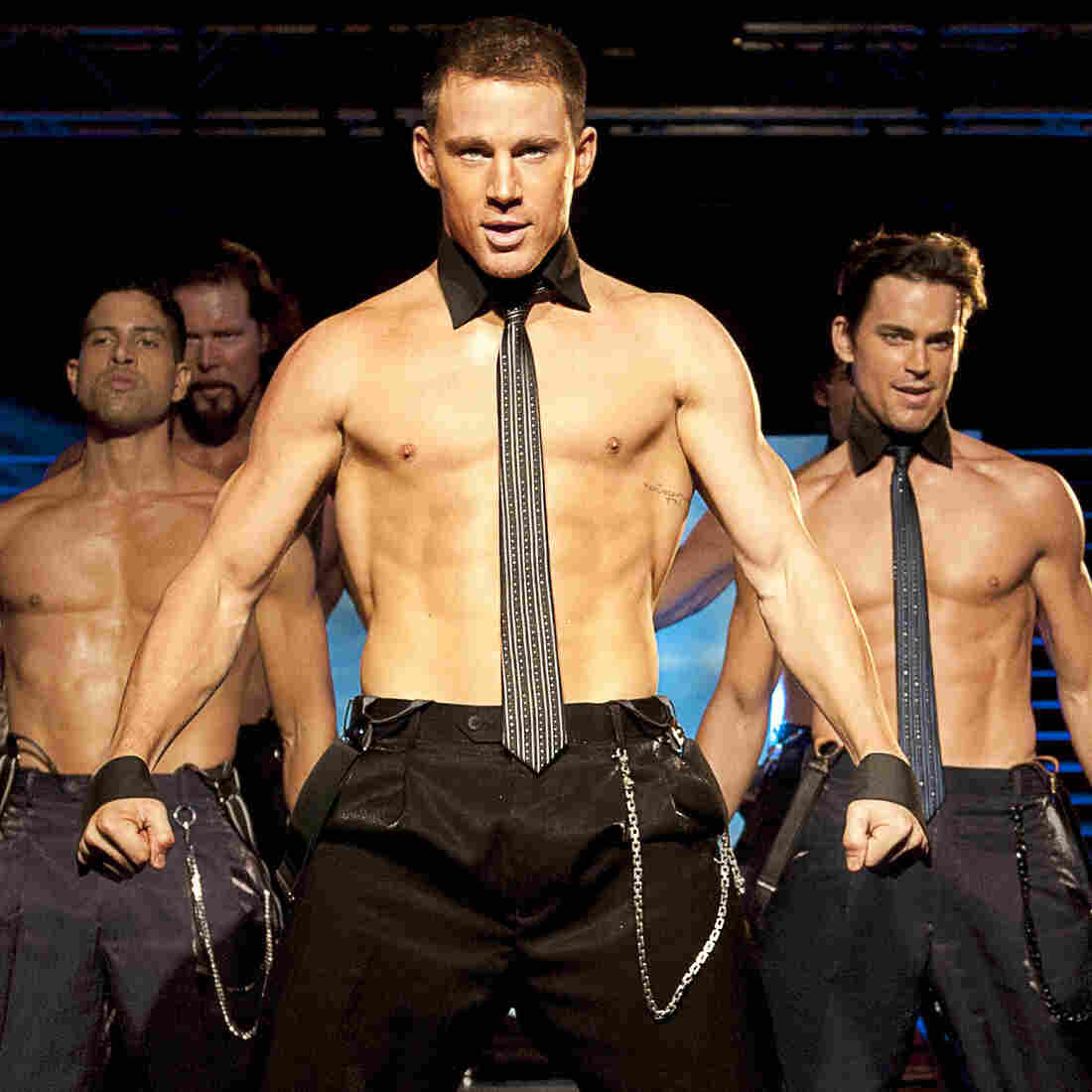 'Magic Mike': Flesh Aplenty, But More Than Skin Deep