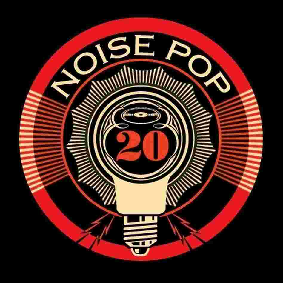 Noise Pop logo.