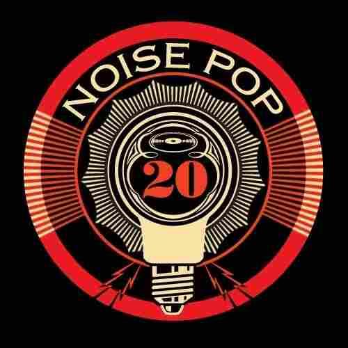 Noise Pop logo.