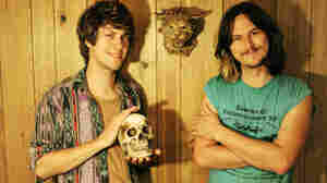 JEFF the Brotherhood's new album, Hypnotic Nights, comes out July 17.