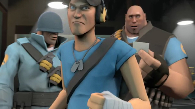 Inside Team Fortress 2 (YouTube)