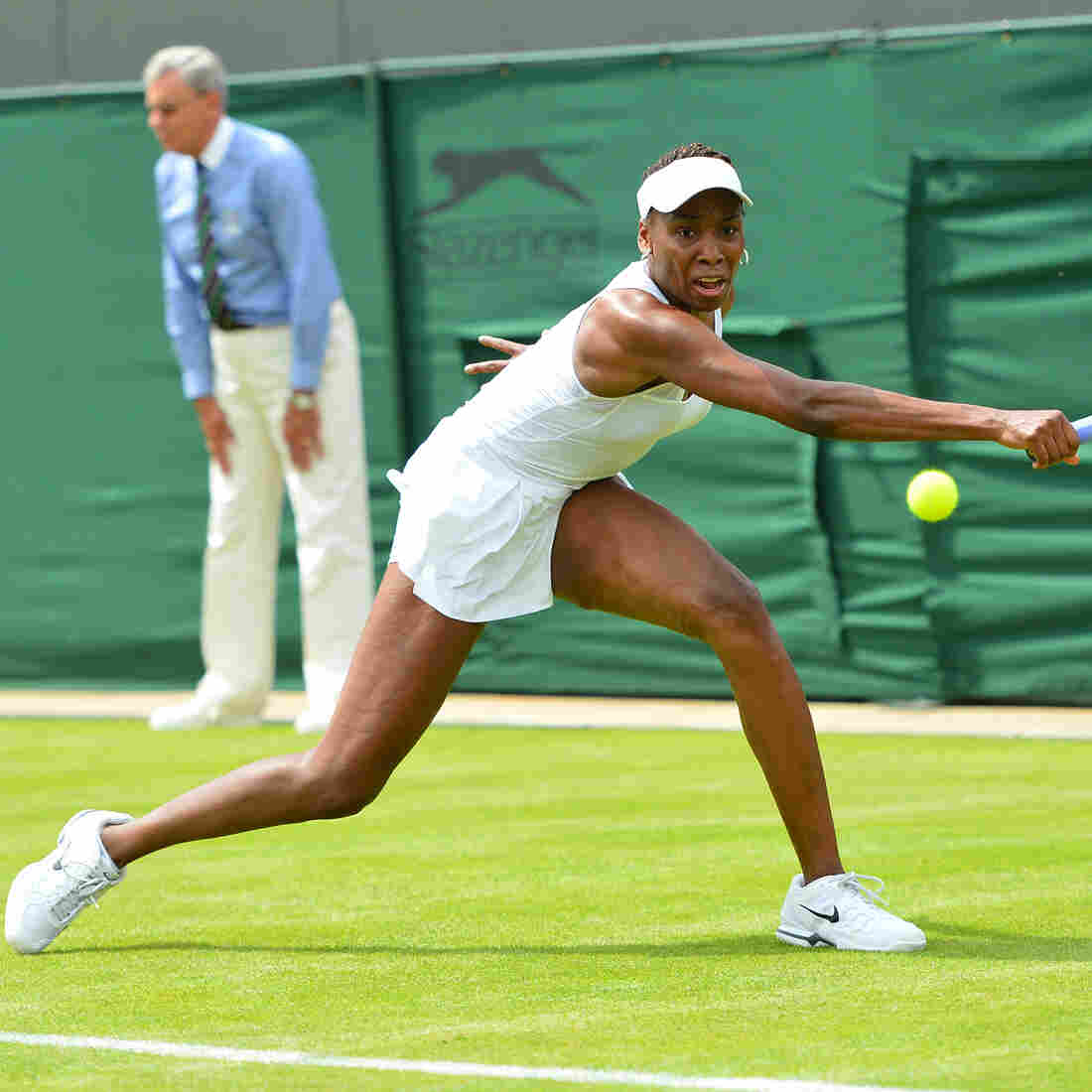 Venus Williams Bows Out Of Wimbledon On First Day