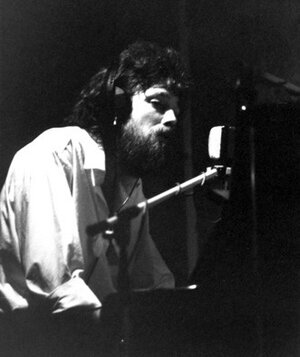Bill Fay in the early '70s.