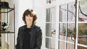 Nora Ephron at her home in New York in 2010.