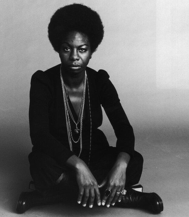 Nina Simone, 1969.