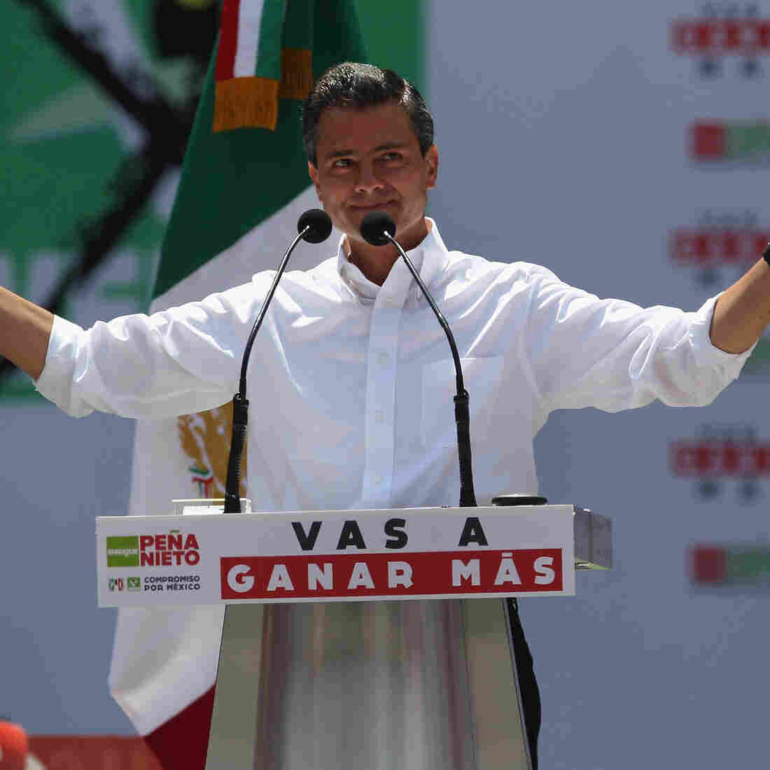Mexico's Election: A Fresh Face For An Old Party