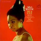 Cover of Nina Simone's 'Silk and Soul.'