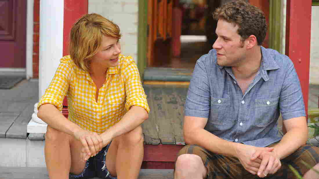 In Take This Waltz, Margot (Michelle Williams) and Lou (Seth Rogen) find their seemingly cozy marriage in need of some excitement.