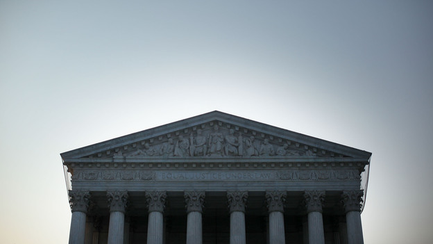 The U.S. Supreme Court (Getty Images)