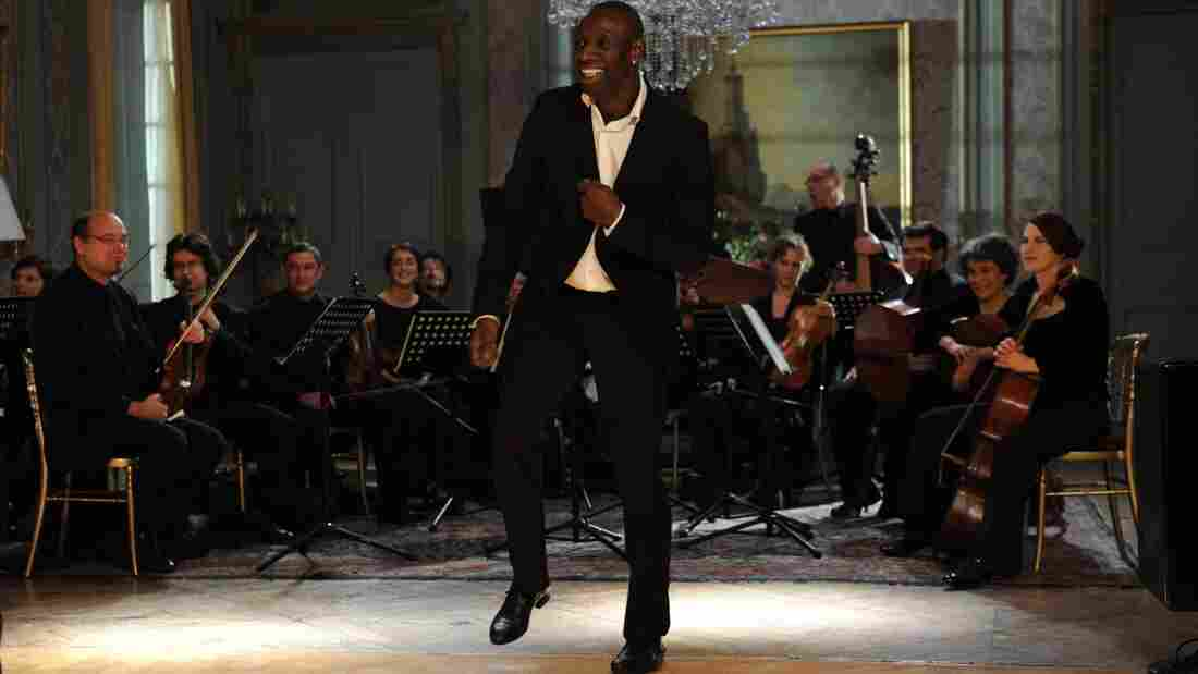 Omar Sy plays Driss in the hit French film The Intouchables. The feel-good movie won numerous awards in France, but has met with a mixed reaction in the U.S.