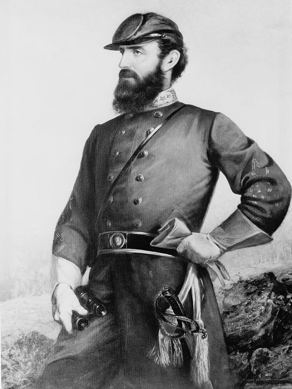 The Curious Fate Of Stonewall Jackson's Arm | WBUR News