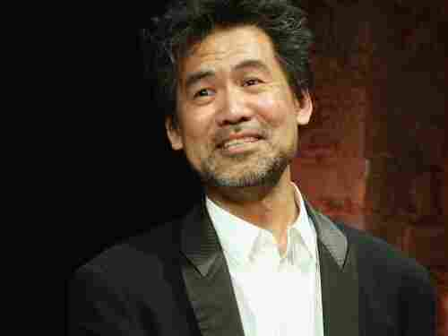 In plays like FOB, M. Butterfly and Chinglish, David Henry Hwang, seen here at a 2006 gala, touches on the obstacles that can stand between immigrants and the American dream.