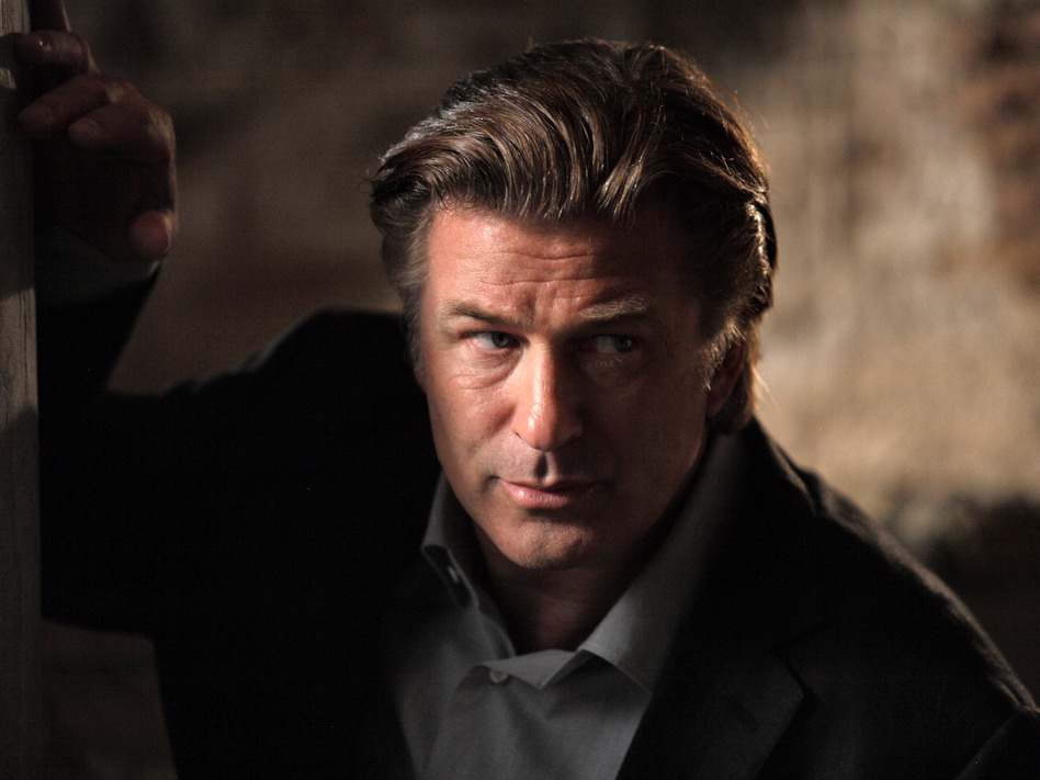 In Woody Allen's <em>To Rome with Love</em>, Alec Baldwin lives vicariously through the lives of three younger people.
