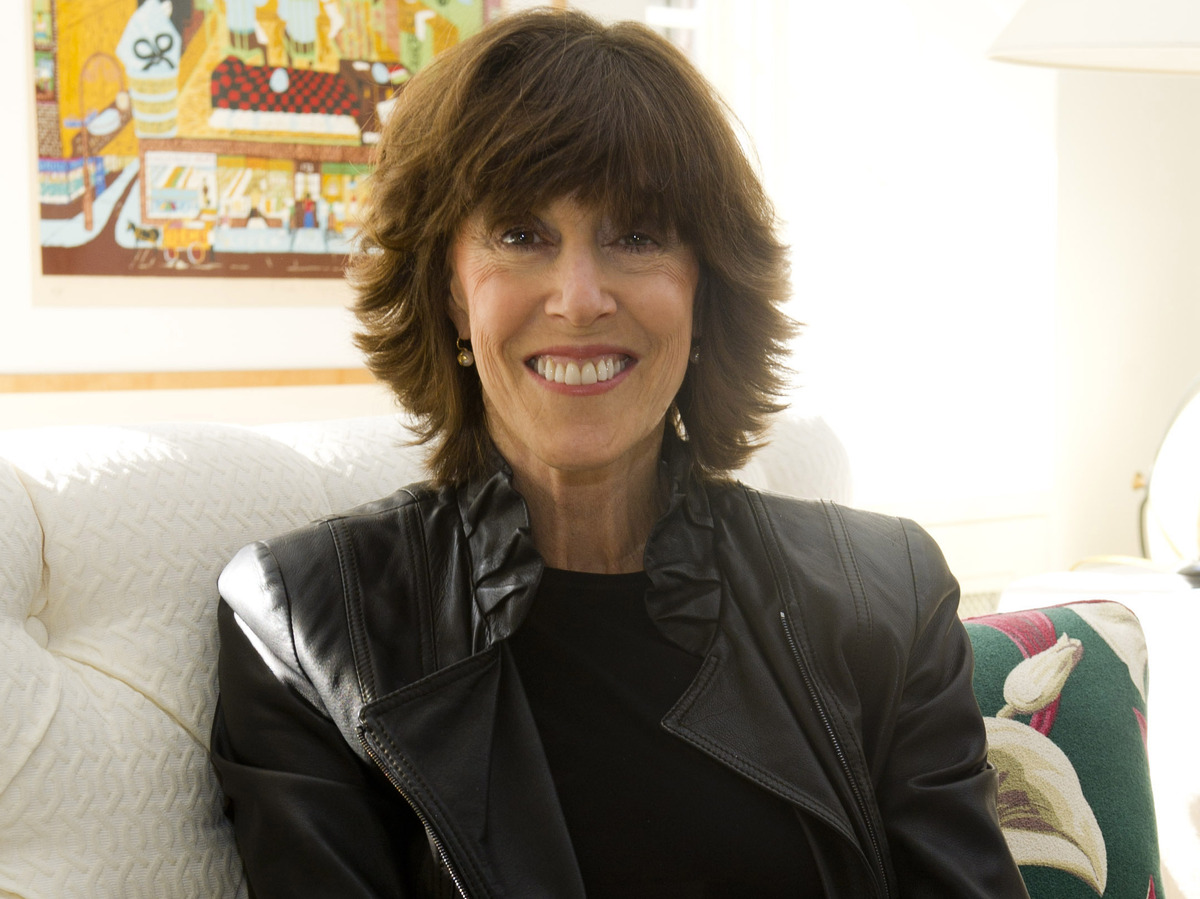 """nora ephron essay a few words about breasts The famed writer and filmmaker nora ephron died at remembered for wit and wisdom her 1972 essay about being flat-chested, """"a few words about breasts."""